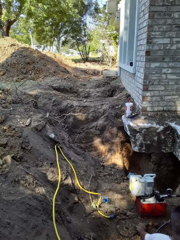 foundation repair okc